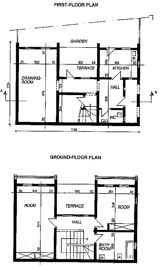 Compressed Earth Block Plans : Compressed earth block house plans escortsea