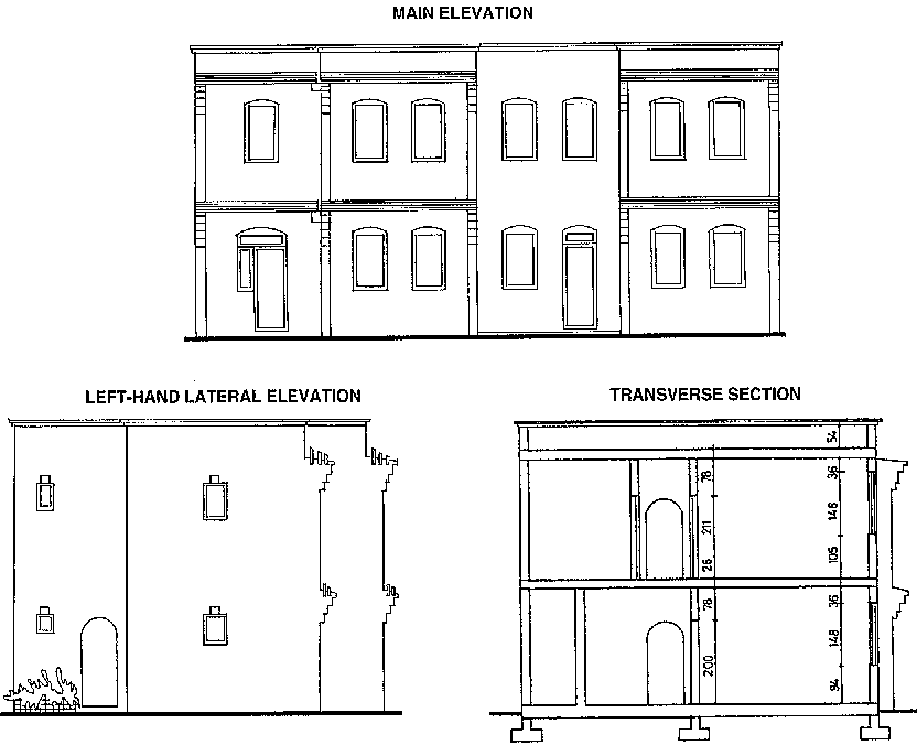Compressed Earth Block Plans : Compressed earth block home plans