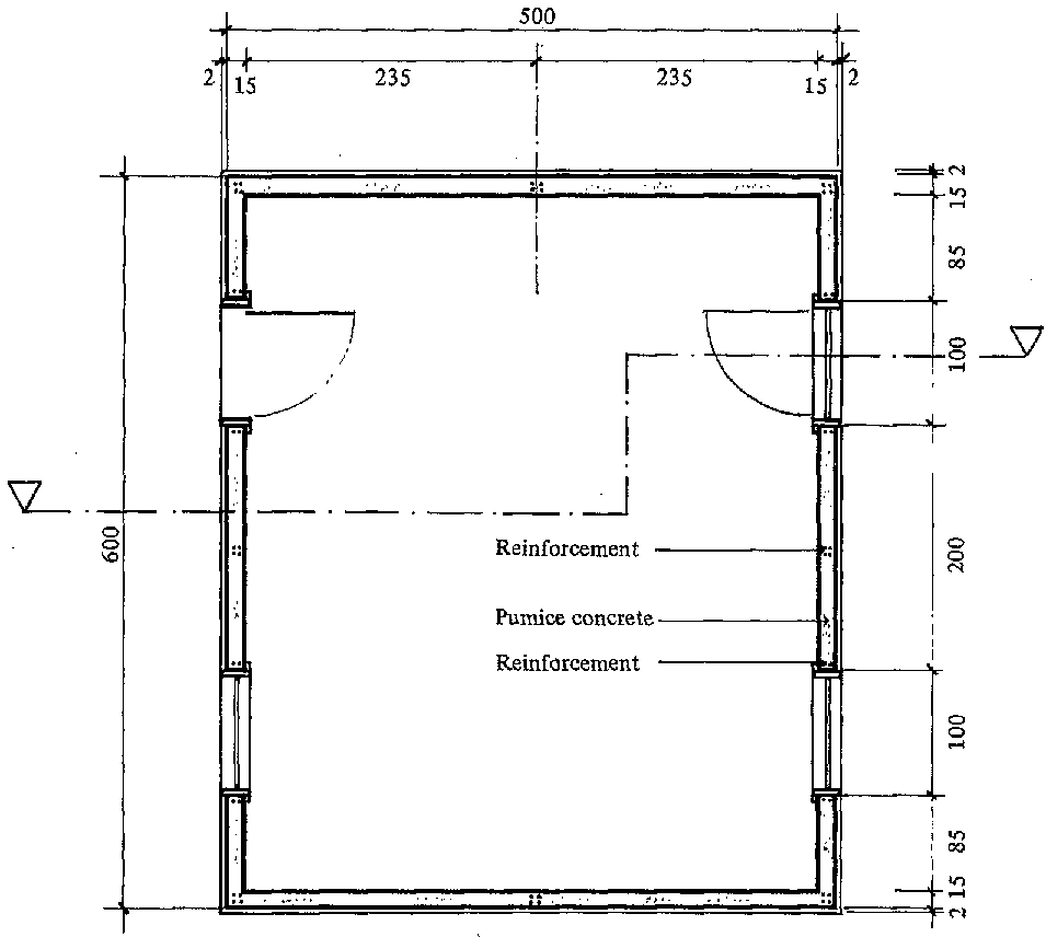 Wall Thickness House : Standard wall thickness best