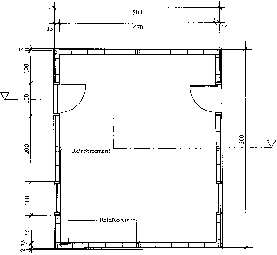 Concrete wall house plans 28 images 100 concrete block for Wall homes floor plans